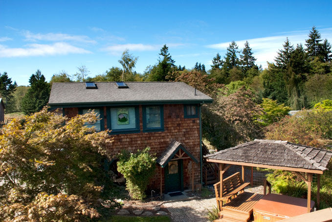 Loft (Aerial Cottage) image